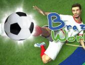 Brésil Gros De La Coupe Du Monde Aventure