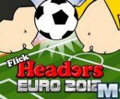 Vite Feuilleter Les En-Têtes De L'Euro Temps