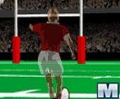 La vitesse Football Américain Tirer