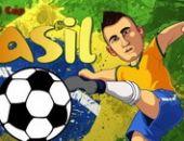 Gros de la FIFA Coupe du Monde Brésil 2014