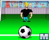 Johnny Bravo Gardien De But Tiempo