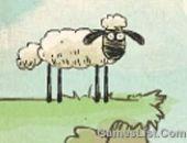 Super La maison Les moutons