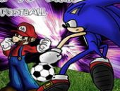 Super Mario Vs Sonic Foot 2