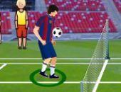 Messi Balle De Tennis 2012