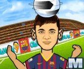 Neymar Tête De Football