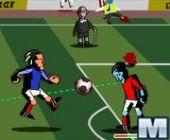Peine de mort la Coupe du Monde en Décomposition à Rio Aventure