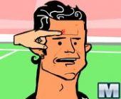 Ronaldo Pleurer Jeu Temps