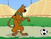 Scooby Doo Donner Un Coup De Pied