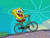 Spongebob Meilleur Balade À Vélo
