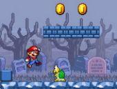 Super Mario Rapide Île Fantôme