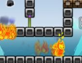 Super l'aventure des Jeux: Flambo s Inferno Time